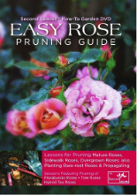 Second Leaves' How-To Garden DVD - Easy Rose Pruning Guide